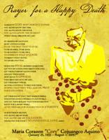 Cory Aquino by sweetierika