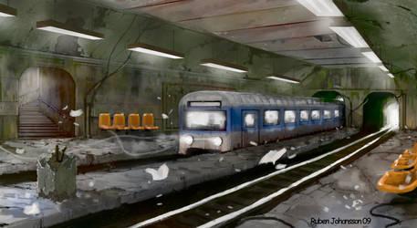 Metro by Nebur1on