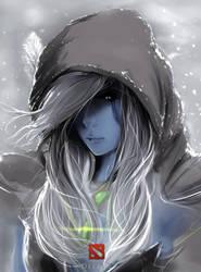 I love an Icy Death by Kenichir0