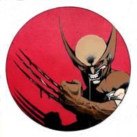 'Inferno' Wolverine by KSowinski