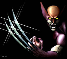 Wolverine - 2011 by KSowinski