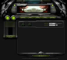 Game UI by nangeyi