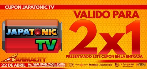 JAPATONIC 2x1 by JJcadabro
