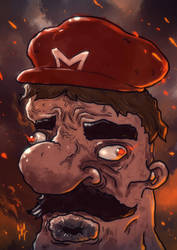 Mario by JJcadabro