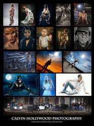 Photoshop Video Tutorials by CalvinHollywood