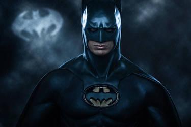 BATMAN by Calvin Hollywood by CalvinHollywood