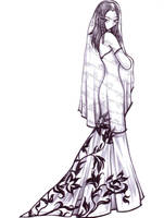 Wedding Jessica by saintpepsi