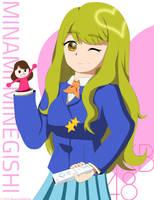 Mii-chan, Mii and the Wii! by HayateHayashi94