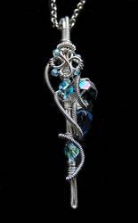 Crystal pendant by OlgaC