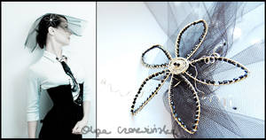 Gothic veil by OlgaC