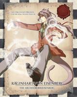 Raginhart von Eisenberg by konoesuzumiya