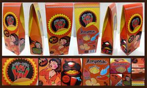 seblak seuhah packaging by loveshugah