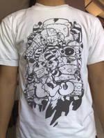 doodledoods t-shirt by loveshugah
