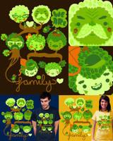 family tree by loveshugah