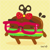 burgerita by loveshugah