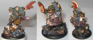 Miniatures: 'Orsus Zoktavir' by VolensNolens