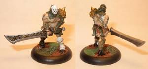 Miniatures: 'Doomreaver' by VolensNolens