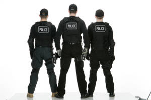 Police Stock 4 by Blaq-Unicorn