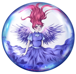 Angel in the Clue by NadiaDibaj