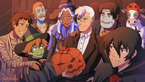 Halloween by NadiaDibaj