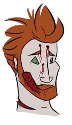 Zombie Kittrid by Hugrf