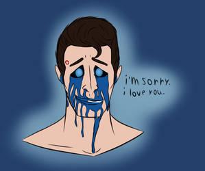 I'm sorry. I love you. by Hugrf