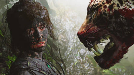 Shadow of the Tomb Raider by P0lyaD