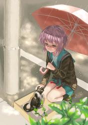NagatoYuki by Balrith