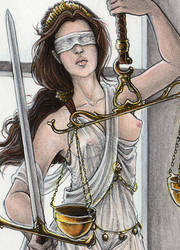 Justitia by SarahPilz