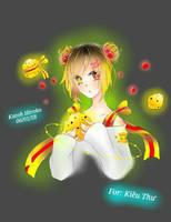 CookieCat.... by hothugiang2501