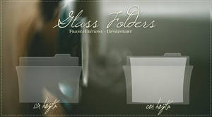 Glass Folders by FranceEditions