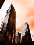 Skyscrapers by Timebird