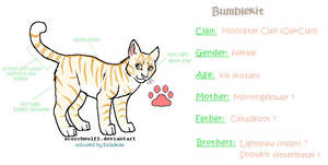 Bumblekit Reference Sheet by funlakota