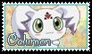 Calumon Stamp by funlakota