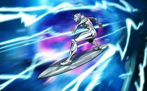 Silver Surfer Yazback 2012 by YAZBACK