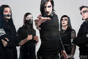 Motionless In White 2011 by JeremySaffer
