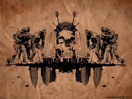 Urban Warfare by msabas