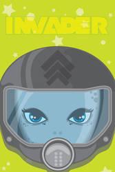 Invader by msabas
