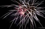Fireworks Explosion by Jyzee