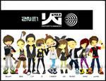 YG Family by pyroKhad