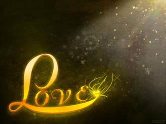 Shine Love by Sinior90