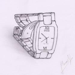 My Watch by Sinior90