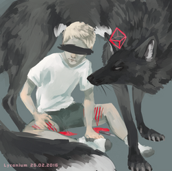 The boy who cried wolf by Lycanium