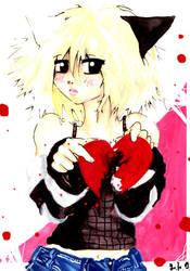 Broken Heart 2 by KaattieMaattie