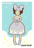 Bernadette-chan by miemie-chan3