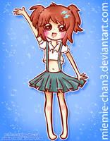 Water Chibi Delphius by miemie-chan3