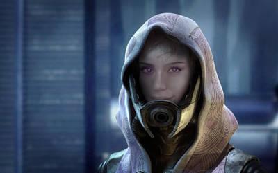 Mass Effect Tali - JA version by DoAtech