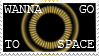 Stamp: Space Core by GenesisArclite