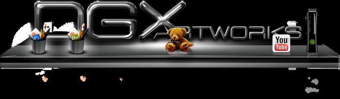 DGX ArtWorks - WebSite Shelf by ByDGX