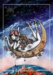 Lune etincelante by AmiralAesir